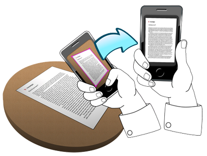 Mobile PDF Scanner Framework SDK turns your phone into a PDF document scanner.