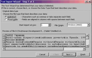 mini pdf to excel converter
